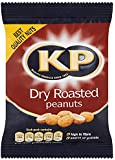 Kp Dry Roasted Peanuts 50 G (Pack of 24)