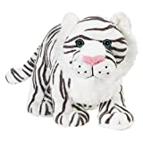 Webkinz Tiger - Tigre de peluche, color blanco
