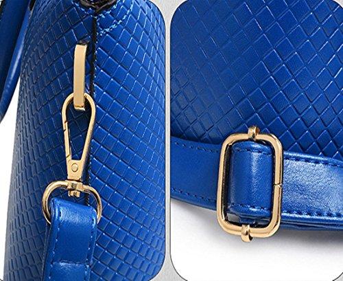 Eysee, Borsa tote donna rosso Blue 33cm*25cm*11cm Sapphire