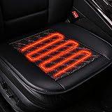 Beatie Universal Car Seat Heizkissen, 12V Warm Infrarot Sitzbezüge im Winter, 42 * 40cm Universal-Autositzkissen, Auto-Heizkissen, beheiztes Auto-Sitzkissen Heizauflagen