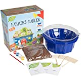 Kinder Wachsen & Dekoriere Dein Eigenes Farmers Garten Pflanzen Gemüse Früchte Set