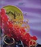 Livre Thermomix Envie de Dessert