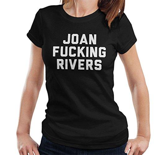 Coto7 Joan Fucking Rivers Women's T-Shirt