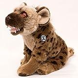 Hyäne TYRON sitzend 33 cm Plüschtier von Kuscheltiere.biz