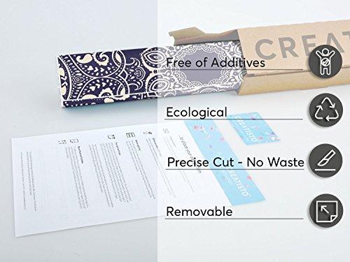 Kühlschrank Dekorfolie : Creatisto kühlschrankaufkleber kühlschrank cm dekorfolien