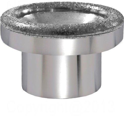 Nuevo Spa microdermoabrasión accesorios Universal punta de diámetro 23mm, grano D80.
