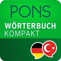 PONS Wörterbuch Türkisch - Deutsch KOMPAKT