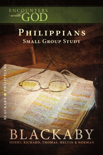 Philippians: A Blackaby Bible Study Series (Encounters with God) by Henry Blackaby (2008-04-01)