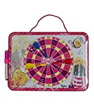 Barbie White Board With Dart Game--- 2 i...