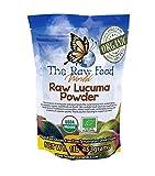 The Raw Food World: Polvo orgánico crudo de Lucuma (454g)