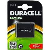 Batterie Duracell pour Canon de type NB-11LH, 3,7V, Li-Ion [ Batterie pour appareil photo numérique ]