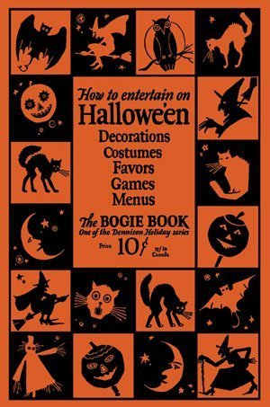 k -- A 1926 Guide for Vintage Decorating and Entertaining at Halloween (14th Edition) by Dennison Manufacturing Co. (2011-05-04) ()