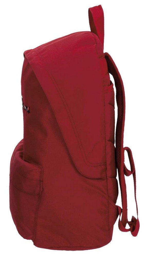 510s88KxhEL - Pepe Jeans Harlow Mochila Escolar, 42 cm, 22.79 litros, Rojo
