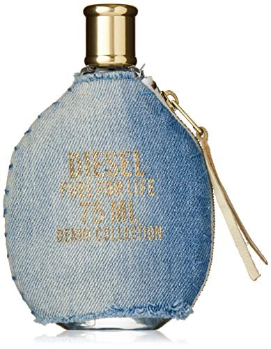 Diesel Fuel for life Denim Collection femme / woman, Eau de Toilette, Vaporisateur / Spray, 75 ml