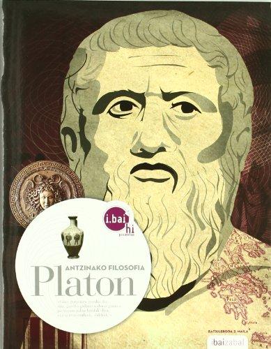Platon -DBHO 2-: Antzinako Filosofia (i.bai hi)