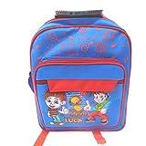GOOD LUCK BLUE WATERPROOF SCHOOL BAG