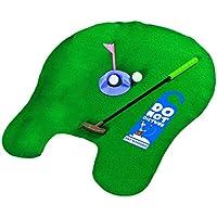 Longridge PAPPGT - Alfombrilla para jugar al golf en el cuarto de baño