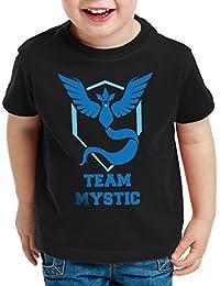 CottonCloud Team Blue Mystic T-Shirt Team Blau Blue Weisheit