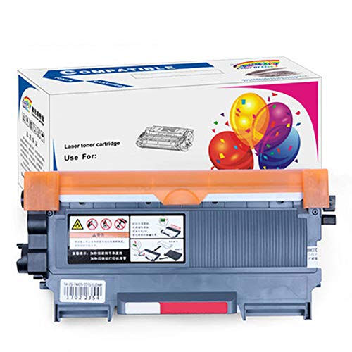 Unbekannt Original Verbrauchsmaterial für Brother TN450 TN2225 2215 Schwarz 2240D 2250D MFC 7360n 7470D DCP7060 Kompatible Ersatz-Laserdrucker-Tonerkartusche verwenden-B - Toner Brother Laser Tn450