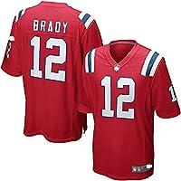 MCS Maglia da calcio MCS NFL Legend II Super Bowl Maglia NFL Patriot Elite 12 Brady