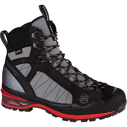 Hanwag Badile Combi II GTX Scarpa trekking grigio nero rosso