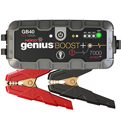 Preisvergleich Produktbild NOCO Genius Boost Plus 1.000A ultra-sicheres 12V-Lithium-Starthilfegerät