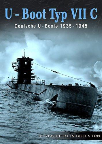 Preisvergleich Produktbild U-Boot Typ VII C - Deutsche U-Boote 1935-1945