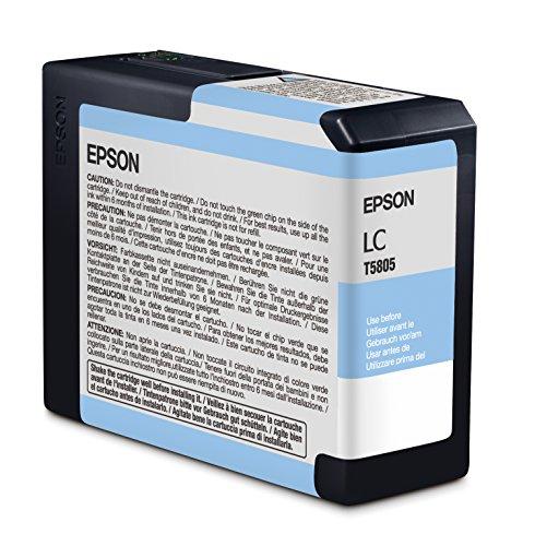 Preisvergleich Produktbild Epson Tintenpatrone light cyan für Epson Stylus Pro 3800