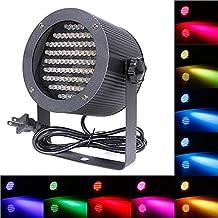 ALED LIGHT® 86 LEDs RGB Etapa Diseño Fiesta Para demostración de la luz de la boda DMX Iluminación mejor socio para Disco Club bar Bar KTV Proyector Multi-Effect