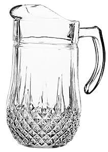 Cristal d'Arques, Longchamp Pichet 1,5l, 1 Pichet