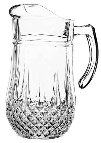 Cristal D'Arques ARC G5220 Longchamp - Jarra de agua, 1.5 litros