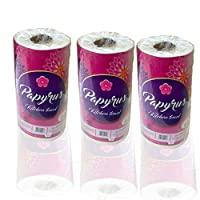 Papyrus 4 ply Multipurpose Kitchen Cleaning Towel Roll (3)