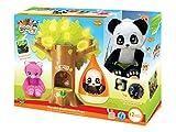 Splash Toys Zoopy 30948 - Juguete de árbol fosforescente y peluche