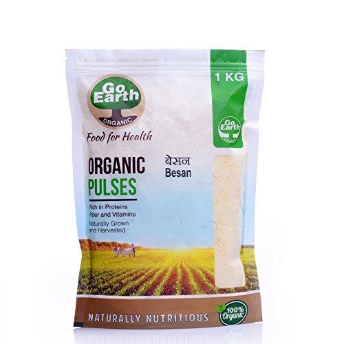 Go Earth Organic Besan 1kg