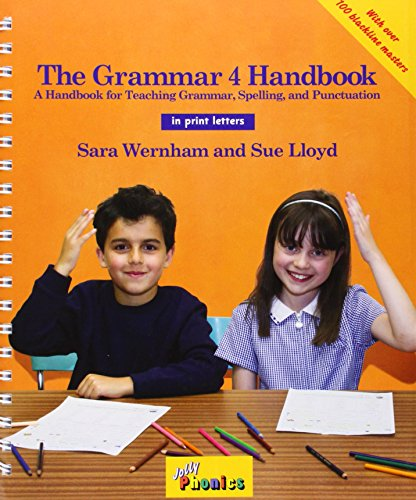 The Grammar 4 Handbook (in Print Letters)