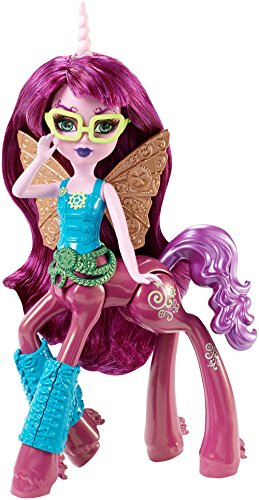 Monster High - Fright-Mares - Penelope Steamtail Puppe