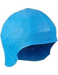 Efalock Strähnenhaube Gummi,, blau, 1er Pack (1 x 1 Stück)
