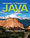 Scarica Libro Introduction to Programming with Java A Problem Solving Approach 2nd second by Dean John Dean Ray 2013 Paperback (PDF,EPUB,MOBI) Online Italiano Gratis