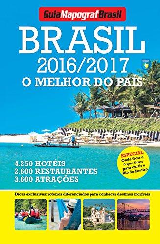 Guia Mapograf Brasil 2016/2017 (Portuguese Edition) por On Line Editora