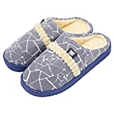 Plush Slippers, Winter Cottom Slipper, Slippers for Women and Men, Winter Warm Indoor Outdoor Slippers