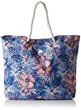Roxy Printed Tropical Vibe, Borsa da Spiaggia Stampata Donna, 32 X 14.5 X 40 cm - Roxy - amazon.it