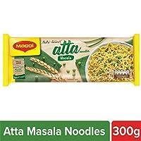 Nestlé MAGGI Nutri-Licious Atta Noodles, Masala – 300g Pouch