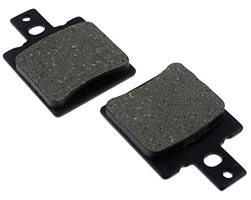 Bremsbeläge / Bremsklötze POLINI organisch für Aprilia Sonic 50 AC 98-07 ZD4PBB0