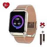 RanGuo Smart Watch per uomini, donne e bambini, orologio intelligente Bluetooth...
