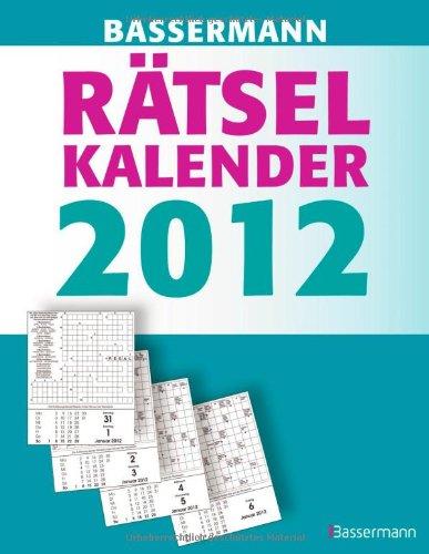 Rätselkalender 2012