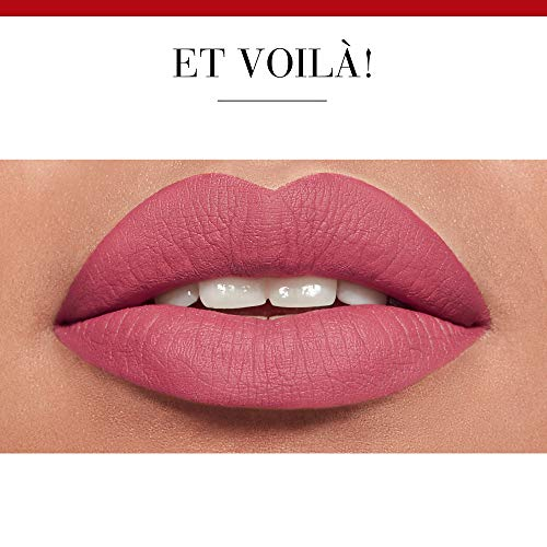 Bourjois Rossetto Opaco in Stick Velvet The Lipstick, Formula a Lunga Durata, 003 Hyppink Chic