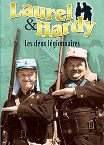 Laurel et hardy : les deux légionnaires