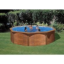 Piscina fuori terra legno - Amazon piscina bambini ...