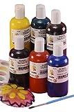 Scola - Colore per vetro, 6 x 150 ml