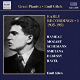 Songtexte von Emil Gilels - Early Recordings, Volume 1